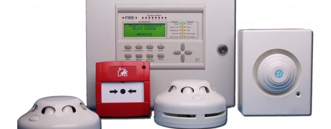 Yangın Alarmı Montaj & Demontaj